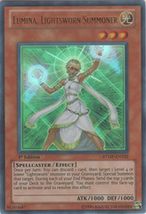 Lumina, Lightsworn Summoner - RYMP-EN102 - Ultra Rare - 1st Edition