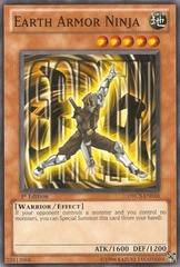 Earth Armor Ninja - ORCS-EN016 - Common - Unlimited Edition