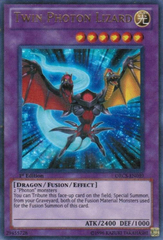 Twin Photon Lizard - ORCS-EN039 - Ultra Rare - Unlimited Edition