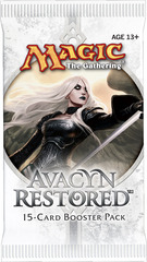 Avacyn Restored Booster Pack on Ideal808