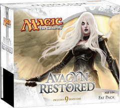 Avacyn Restored Fat Pack on Ideal808
