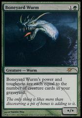 Boneyard Wurm - WPN Promo