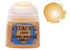 Auric Armour Gold (0.4 oz Layer) 22-62