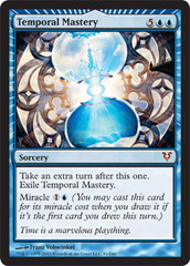Temporal Mastery - Foil