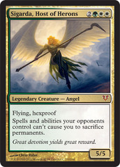 Sigarda, Host of Herons - Foil on Ideal808