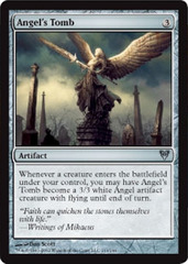 Angel's Tomb - Foil on Channel Fireball