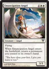 Emancipation Angel - Foil on Ideal808
