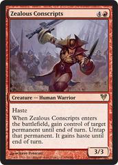 Zealous Conscripts on Ideal808
