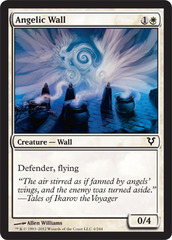 Angelic Wall on Channel Fireball