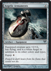 Angelic Armaments on Channel Fireball