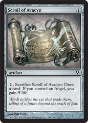 Scroll of Avacyn - Foil on Ideal808