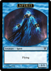 Spirit Token (Blue)