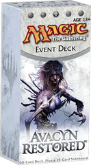 Avacyn Restored Event Deck: Death's Encroach on Channel Fireball