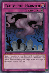 Call of the Haunted - BP01-EN049 - Rare - 1st Edition