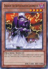 Dekoichi the Battlechanted Locomotive - BP01-EN189 - Common - 1st Edition