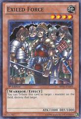 Exiled Force - BP01-EN059 - Starfoil Rare - 1st Edition