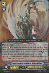 Incandescent Lion, Blond Ezel - BT06/S04EN - SP on Channel Fireball