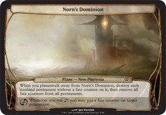Norn's Dominion on Channel Fireball