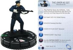 The Joker as Sgt. (020)