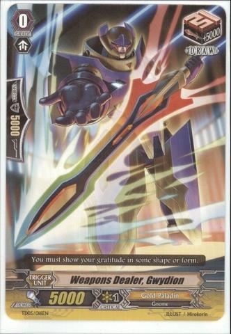 Weapons Dealer, Gwydion - TD05/016EN