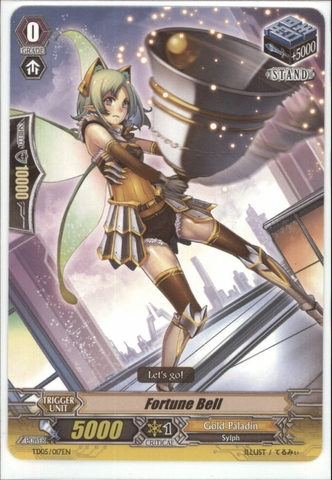 Fortune Bell - TD05/017EN
