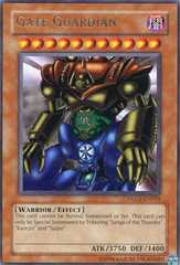 Gate Guardian - DLG1-EN024 - Rare - Unlimited Edition on Channel Fireball