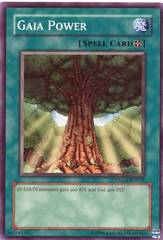 Gaia Power - DLG1-EN078 - Common - Unlimited Edition on Channel Fireball