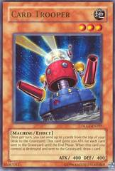 Card Trooper - DLG1-EN107 - Ultra Rare - Unlimited Edition