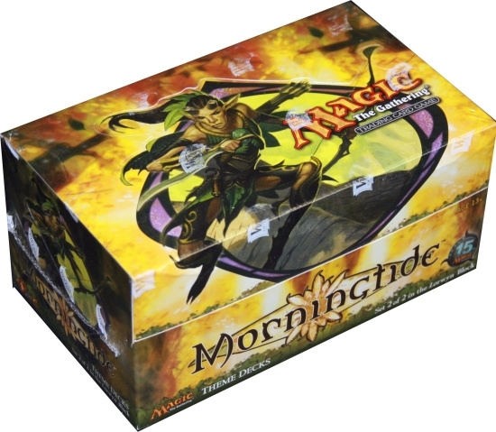 Morningtide Theme Box of 12 Decks