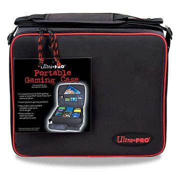 Ultra Pro Gaming Carrying Case with Red Trim