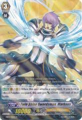 Twin Shine Swordsman, Marhaus - EB03/016EN - R on Channel Fireball