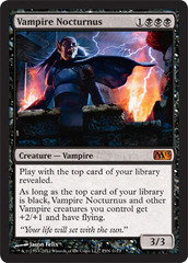 Vampire Nocturnus - Duels of the Planeswalkers Playstation 3 Promo