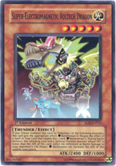 Super-Electromagnetic Voltech Dragon - EOJ-EN031 - Super Rare - 1st Edition