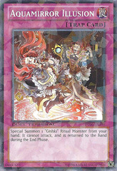 Aquamirror Illusion - DT06-EN099 - Parallel Rare - Duel Terminal on Channel Fireball