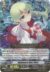 Nightmare Doll, Alice  - BT03/003EN - RRR on Channel Fireball