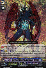Demon World Marquis, Amon  - BT03/S01EN - SP