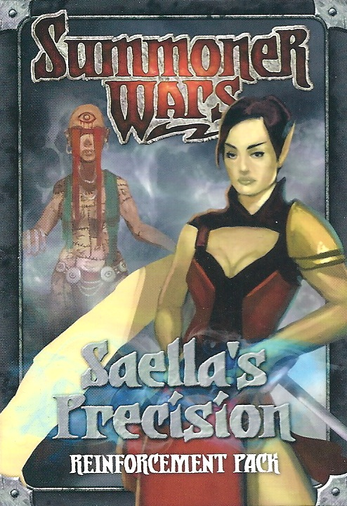 Summoner Wars: Saellas Precision Reinforcement Pack
