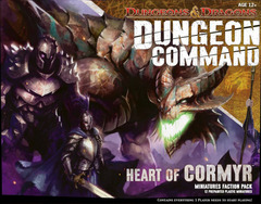Dungeon Command: Heart of Cormyr on Channel Fireball