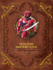 1st Edition Premium Dungeon Master's Guide