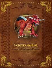 Monster Manual - 1st Edition Premium