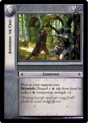 Answering the Cries - Foil