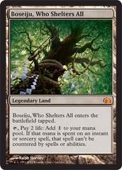Boseiju, Who Shelters All on Channel Fireball