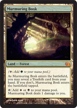 Murmuring Bosk - Foil