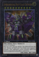 Superdimensional Robot Galaxy Destroyer - REDU-EN044 - Ultimate Rare - 1st Edition