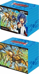 Cardfight! Vanguard Aichi Sendou & Majestic Blaster Lord Deck Box