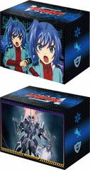 Cardfight! Vanguard Aichi Sendou & Great Silver Wolf, Gamore Deck Box