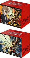 Cardfight! Vanguard Toshiki Kai & Thunder Break Dragon Deck Box