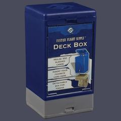 Fantasy Flight Supply Deck Box: Blue