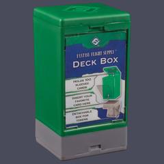 Fantasy Flight Supply Deck Box: Green