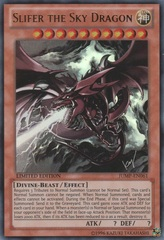 Slifer the Sky Dragon - JUMP-EN061 - Ultra Rare - Limited Edition